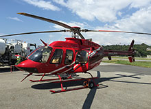 Costa Rica Helicopter Tour